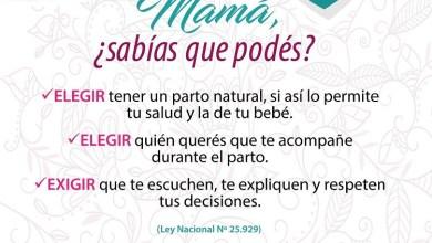 Photo of La Defensoría del Pueblo de la Nación promueve el efectivo cumplimiento de la Ley de Parto Respetado