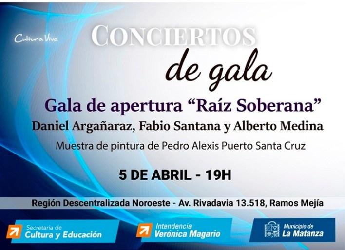 """""""Conciertos de Gala"""""""