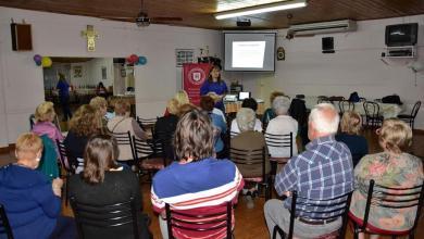 Photo of Comenzó un curso de «Promotores de Envejecimiento Activo» en Castelar