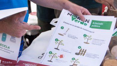 """Photo of El """"Morón Verde"""" llegó a más de 40 escuelas"""