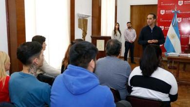 Photo of Tagliaferro destacó a los empleados municipales que cursan el Plan FINES