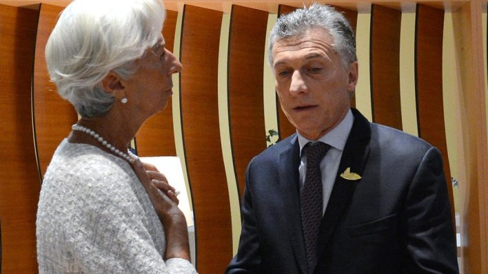 La llegada del FMI para revisar la marcha del plan de ajuste