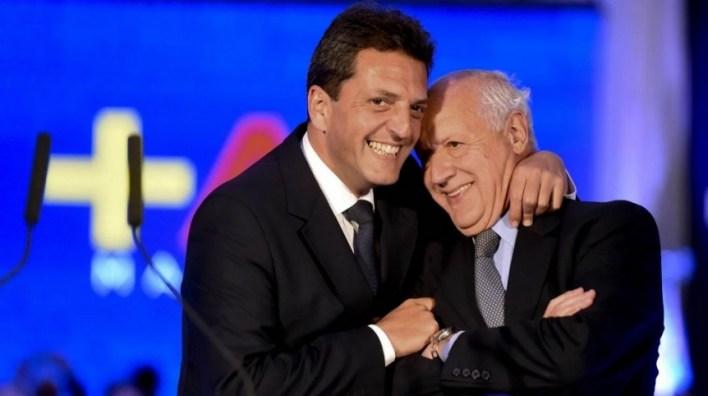 Otro portazo en el Frente Renovador: chau para Sergio Massa, hola para Roberto Lavagna