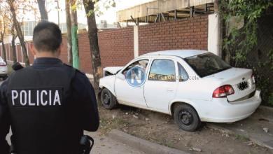 Photo of Hurlingham: Impresionante choque en Ciudad Tesei