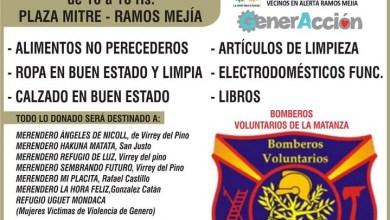 Photo of Hoy: la solidaridad como bandera en Ramos Mejía