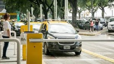 Photo of Incidentes con taxistas en Aeroparque