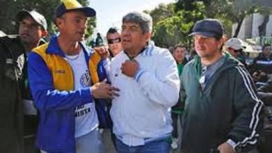 Photo of Gendarmes allanan gremio de Moyano