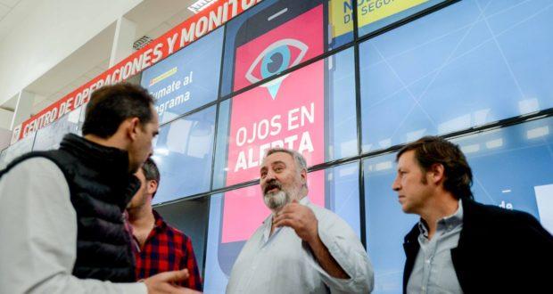 Redes sociales: Tagliaferro presentó «Ojos en Alerta», un programa testeado en San Miguel que respalda De La Torre