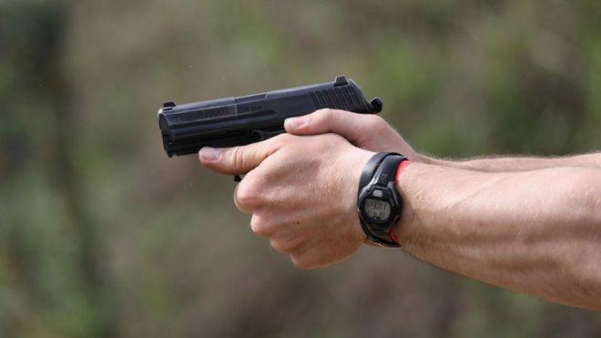 Abatieron a narcotraficante en violento tiroteo