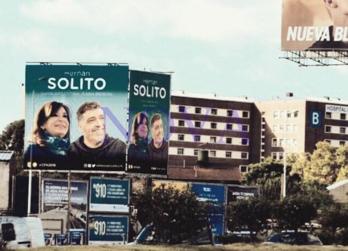 Vergonzoso e ilegal: Tagliaferro, padrino de Hernán Solito con el dinero de los vecinos de Morón