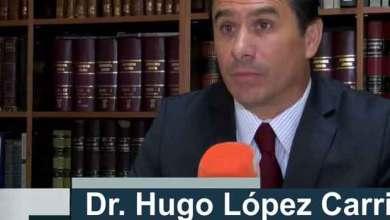 Photo of El abogado penalista Hugo Lopez Carribero fue entrevistado en el canal 26