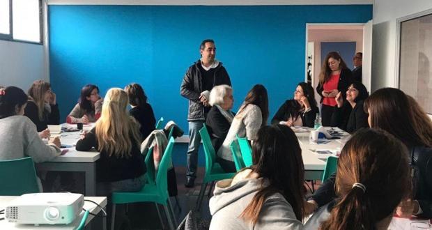El Colegio de Escribanos de Morón comenzó el primer curso gratuito de la especialidad, coordinado por el Municipio