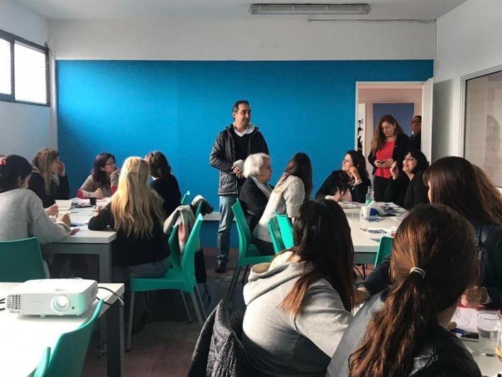 El Gobierno de Morón realizó un ciclo de capacitaciones para mujeres emprendedoras