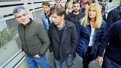 Photo of Kicillof sigue recorriendo el Conurbano de la mano de los intendentes más 'taquilleros'