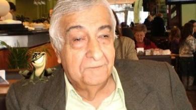 Photo of Dolor: murió el dirigente radical Jacinto Aluy