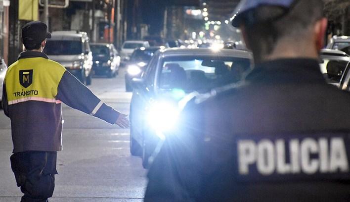Morón Detienen 5 personas en operativos de contro