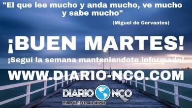 Photo of Frase del día martes 30-07-2019