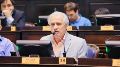 Photo of Dolor: falleció el diputado provincial Juan Carlos Haljan