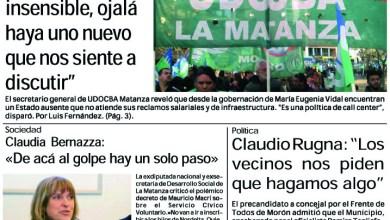 Photo of #BuenLunes Leé la edición impresa de Diario NCO del 29-07-2019