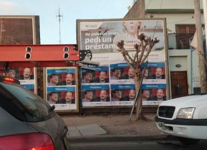 """El intendente de Morón inició una campaña """"sucia y provocativa"""""""