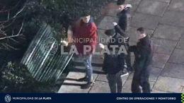 La Plata: Detienen a delincuente que robó un comercio y se dio a la fuga