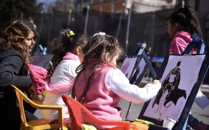 Día del Niño en La Plata: animación, juegos y un paseo gastronómico para los más chicos