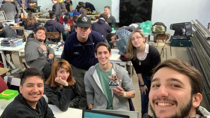 Equipo de Robótica de la UTN Avellaneda participó de competencia internacional