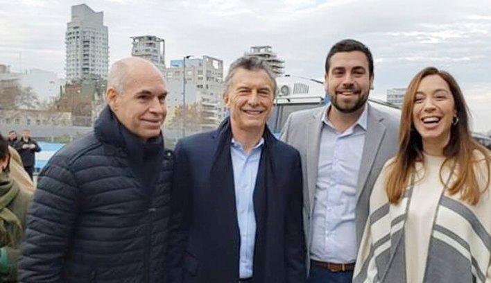 Hurlingham: Papelón del candidato de Macri y Vidal