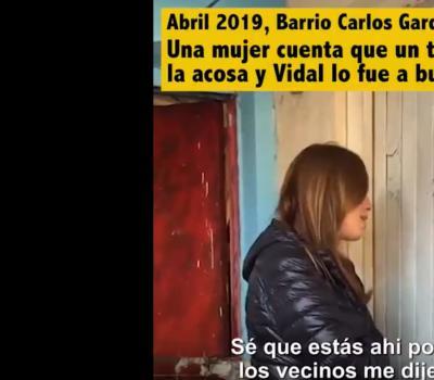 María Eugenia Vidal usa un caso de violencia de género para su campaña
