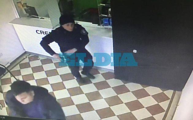 Dictaron la preventiva para los policías de Infantería que intentaron robar una financiera en La Plata