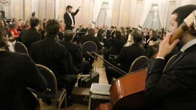 Photo of La banda sinfónica Nacional de ciegos se presentó en la UnLaM