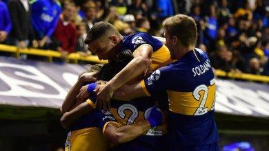 Photo of Boca ganó con lo justo y es el único puntero de la Superliga