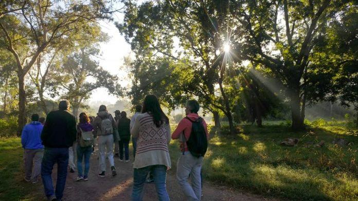 Jornadas de Educación Ambiental en el Botánico del INTA en Hurlingham el 27 de setiembre y el 4 de octubre