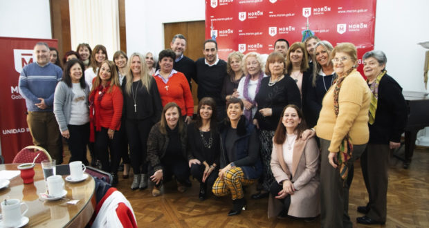 La relación con los docentes: Tagliaferro se reunió con representantes del sector y reedita la Expo Educativa