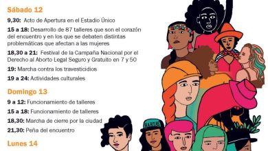 Photo of La Ciudad y un Encuentro de Mujeres que hará historia