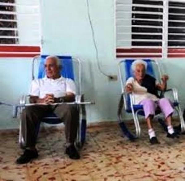 Resaltan Beneficios De La Casa Del Abuelo En Morón