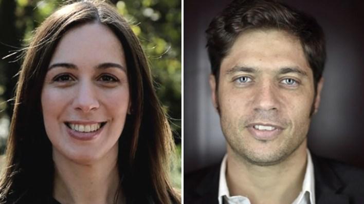 Vidal y Kicillof continúan con sus recorridas de campaña por territorio bonaerense