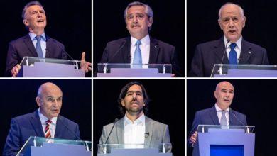 Photo of Camino a las elecciones: los seis candidatos cerraron su participación en el segundo debate presidencial