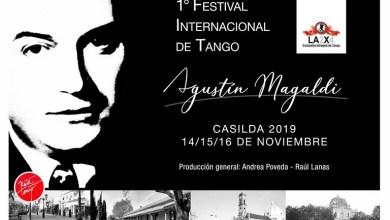 Photo of 1° Festival Internacional de Tango en la ciudad de Casilda