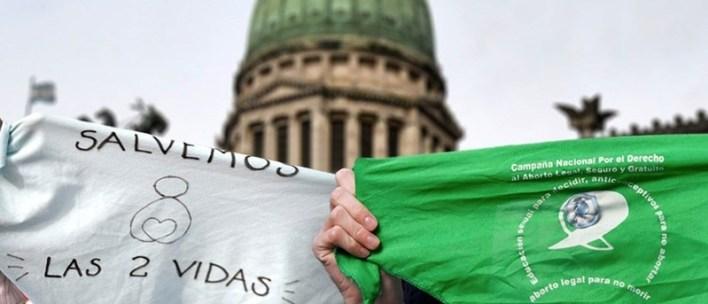 Alberto Fernández adelantó que el año que viene vuelve al Congreso el debate por el aborto