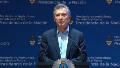 Photo of Mauricio Macri participó en la presentación del informe de Gestión del Ministerio de Agricultura, Ganadería y Pesca