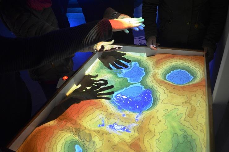 El agua, protagonista de una muestra que se luce con el aporte de Ingeniería