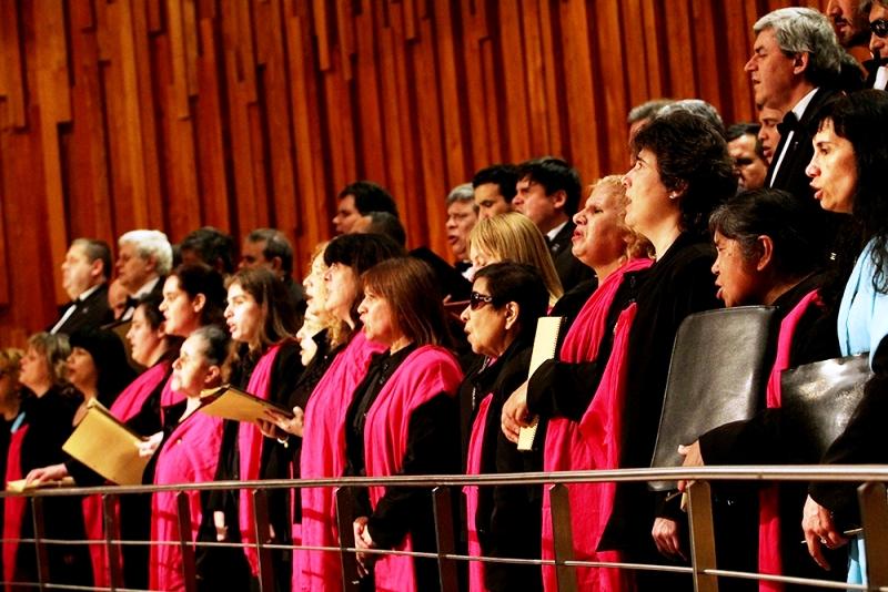 El Coro Polifónico Nacional de Ciegos brindará conciertos en Haedo y Capital Federal