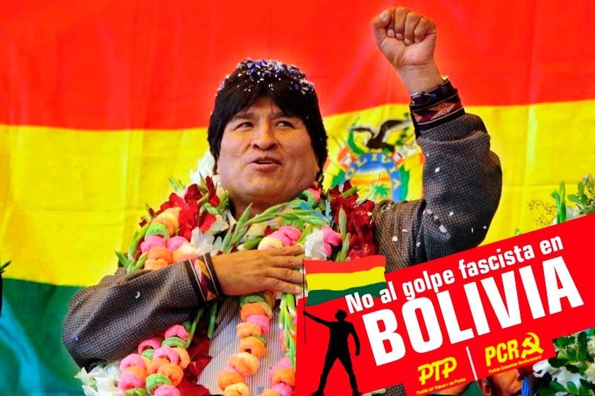 CABA: Organizaciones sociales y políticas convocan a movilizarse contra el golpe en Bolivia