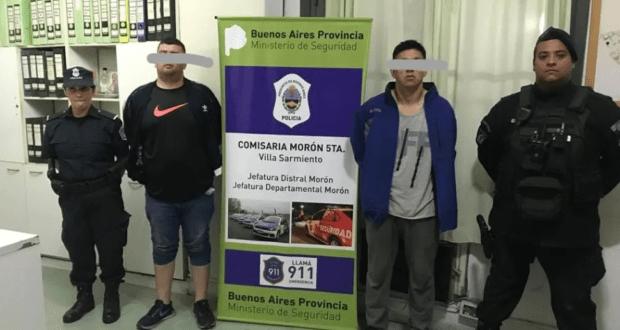 Cayó otra banda narco, tras operativos en Villa Sarmiento