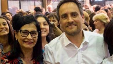 Photo of Los trabajadores de Ambiente dieron una cálida bienvenida al ministro Cabandié