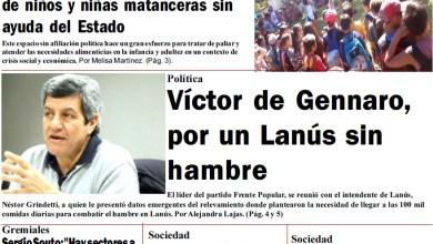 Photo of #Buen Viernes Leé la edición impresa de Diario NCO del 27-12-2019