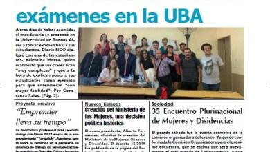 Photo of #Buen Martes Leé la edición impresa de Diario NCO del 17-12-2019