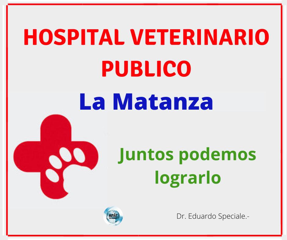 Sanidad animal: proponen la creación de un hospital veterinario en La Matanza