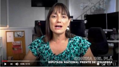Photo of Del Plá: «El Frente de Izquierda rechaza el acuerdo entre el Gobierno y el macrismo para pagar la deuda»